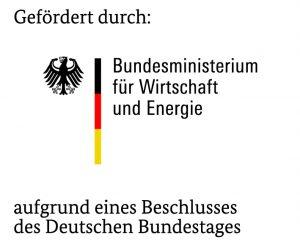 Förderung durch Bundesministerium für Wirtschaft und Energie